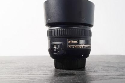 NIKON AF-S 50mm 1:1.4 G