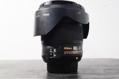 NIKON AF-S 20mm 1:1.8 G ED